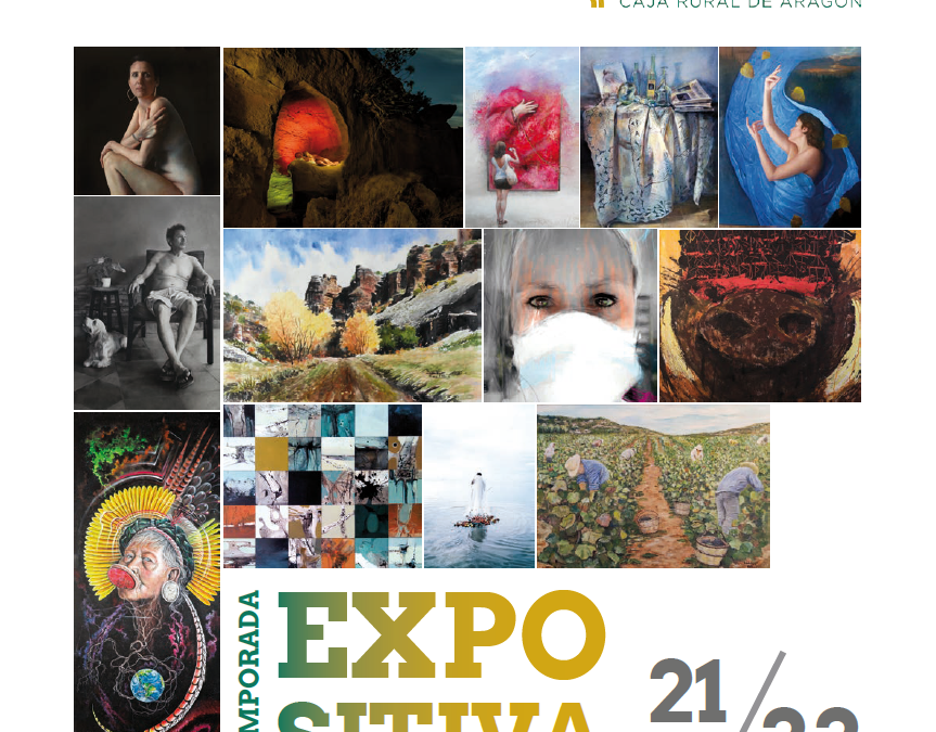 Fundación Caja Rural de Aragón presenta nueva temporada expositiva