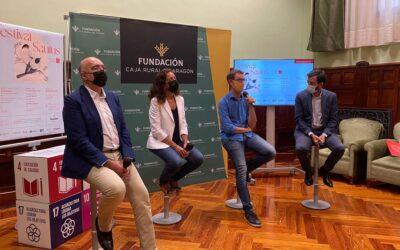 Presentado el Festival Saulus de Música Vocal en Caja Rural de Aragón